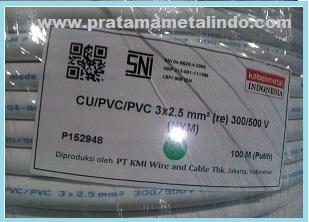 harga kabel nym 3x2.5 murah