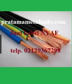 jenis kabel nyaf harga murah