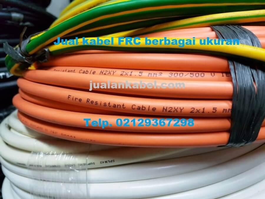 Kabel FRC 2x1.5mm