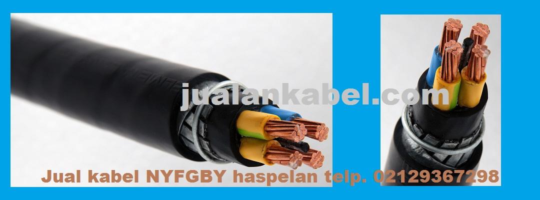 jual kabel nyfgby 4x120mm