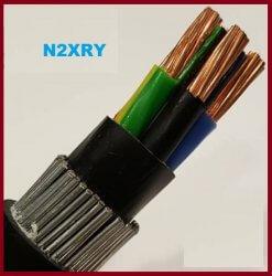 jenis kabel n2xry